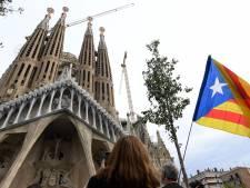 Des indépendantistes catalans bloquent l'accès à la Sagrada Familia