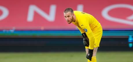 Kyan van Dorp wordt na vertrek bij PSV keeper bij FC Emmen