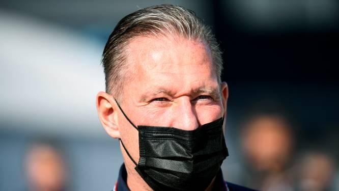 Jos Verstappen tijdens race van Max in Zandvoort naar ziekenhuis: 'Hij heeft hem online zien winnen'