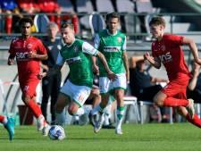 FC Dordrecht toont meerdere gezichten tegen Almere City: 'We hebben duidelijk vooruitgang geboekt'