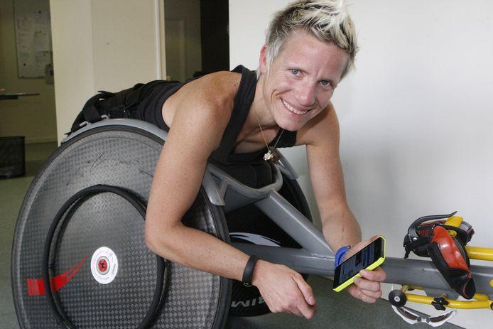 Rolstoelatlete Marieke Vervoort wordt de eerste ereburger van Diest.
