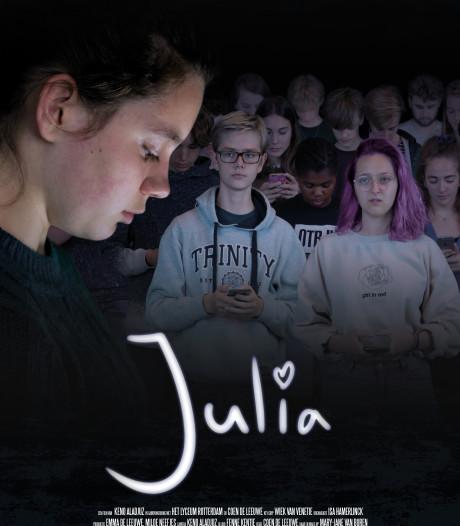 Rotterdamse scholieren met eigen sextingfilm in bioscoop