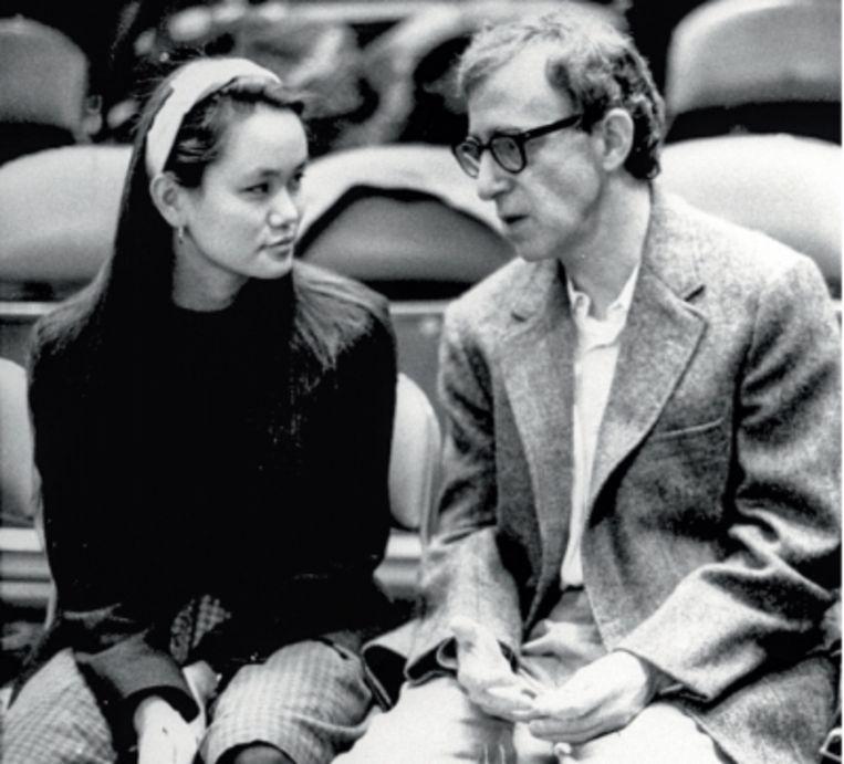 'Ik denk dat Woody achter me aan begon te zitten toen ik toch interessanter en grappiger bleek te zijn dan hij had gedacht' Beeld