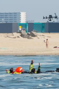 Slimme drone spot drenkelingen: 'Een drone kan kans op redding aanzienlijk vergroten'