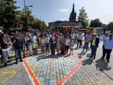 Verkeer op Markt Valkenswaard chaos; gemeenteraad wil verandering rijrichting