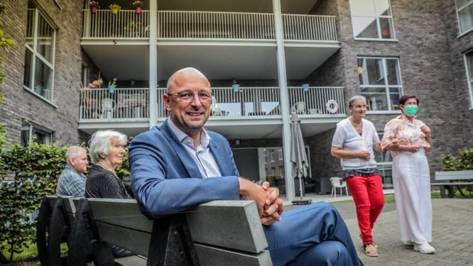 """INTERVIEW. Dominiek Beelen, CEO woonzorggroep Korian: """"Woonzorgcentrum van de toekomst zal er door Covid anders uitzien"""""""