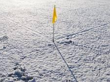 Ook streep door DOVO-Capelle; Bennekom maakt veld schoon