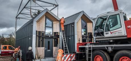 Regio omarmt tiny houses, ook minihuisjes in  Mook en Middelaar en Berg en Dal