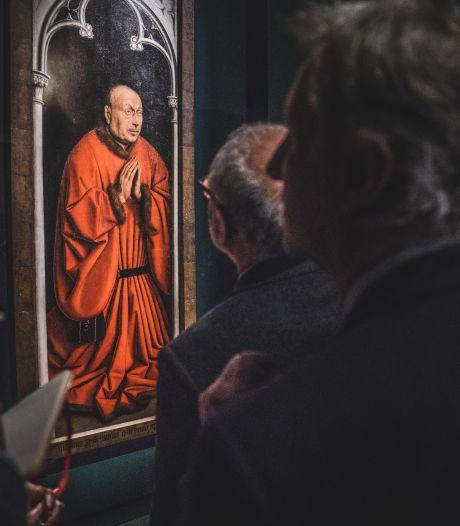 """Al 3 miljoen euro tickets terugbetaald voor Van Eyck-tentoonstelling """"maar wie wil, mag nog aanvraag indienen"""""""