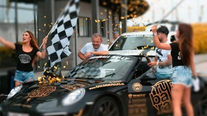 Antwerpenaar organiseert zevende Runball Rally: met exclusieve wagens door 9 landen in 7 dagen