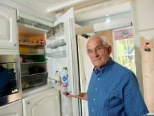 Gerard (80) uit Beekbergen ziek van iets heel smerigs in AH-dubbelvla