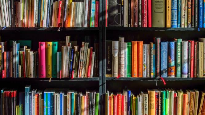 Boekenverkoop bib nog tot eind augustus