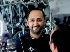 Fietsenboer Fahrad Hoesseini: Ze noemen me thuis kaaskop
