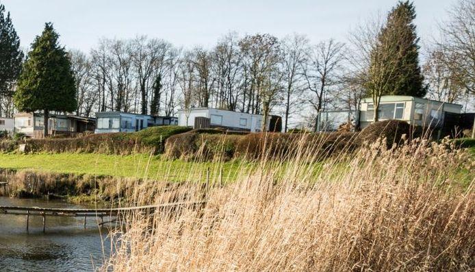 Camping Kromholt in Wapenveld in 2019.