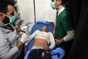 In Syrië woedt al bijna tien jaar een bloedige burgeroorlog.