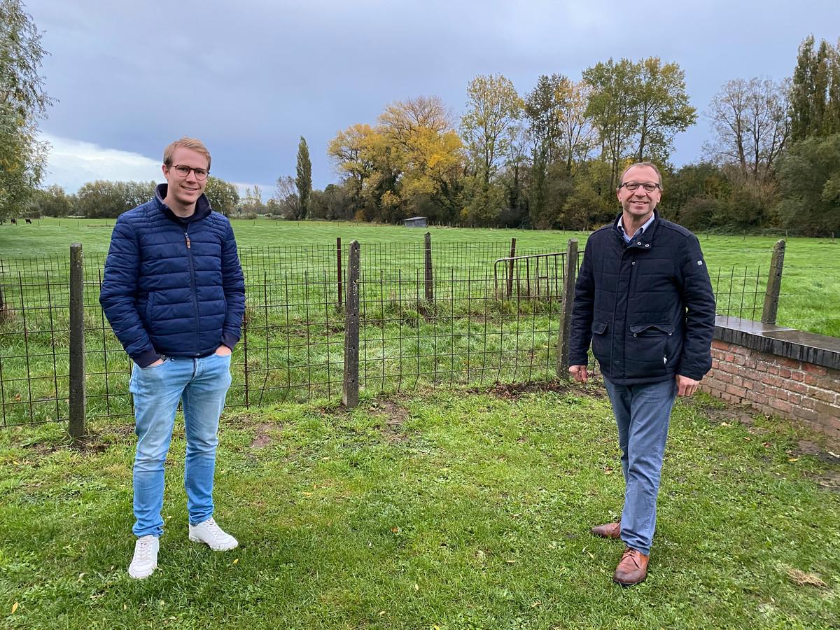 CD&V-fractie keurt de aankoop goed van de gronden in Westouter.