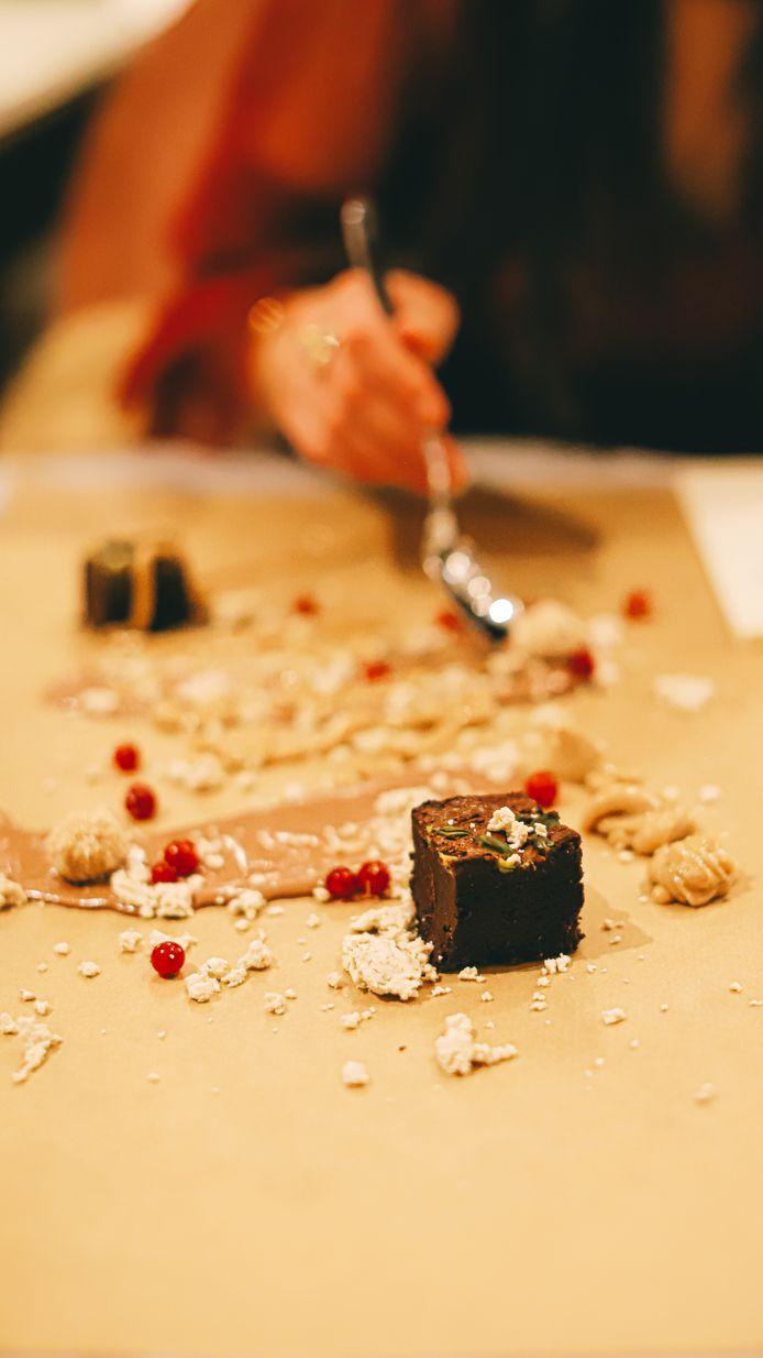 Le Choas au chocolat. Une merveille.