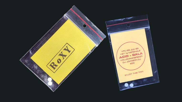 Roxy Flyers (1987-1999) Beeld