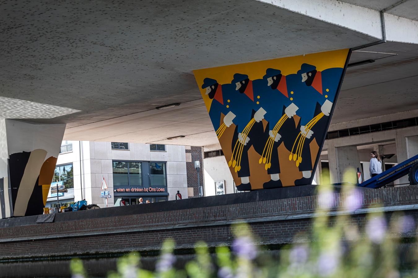 Onder de Kasteel-Traverse vindt zondag Urban Matterz plaats.