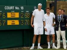 Dix ans déjà: les chiffres du match le plus dingue de l'histoire du tennis