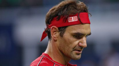 Roger Federer tekent present voor olympisch tennistoernooi in Tokio