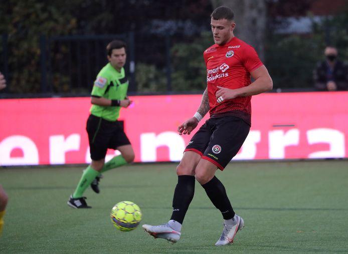 Geen vierde seizoen voor Ruben Pyck bij eerstenationaler FC Mandel United. Hij gaat straks in derde nationale aan de slag.
