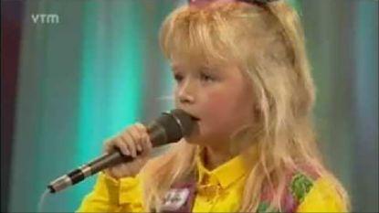 30 jaar na 'De Kinderacademie' brengt Sylvie De Bie nog eens het nummer waar het allemaal mee begon