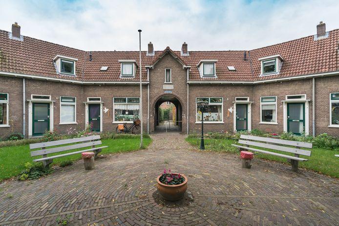 De Julianastraat in Wageningen.