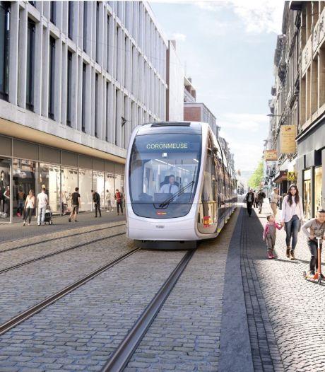 Début de nouveaux travaux pour préparer la venue du tram à Liège dès ce lundi