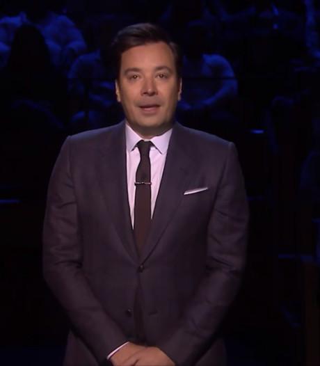 Jimmy Fallon in tranen: 'Vandaag is hij en een van zijn meisjes er niet meer..'