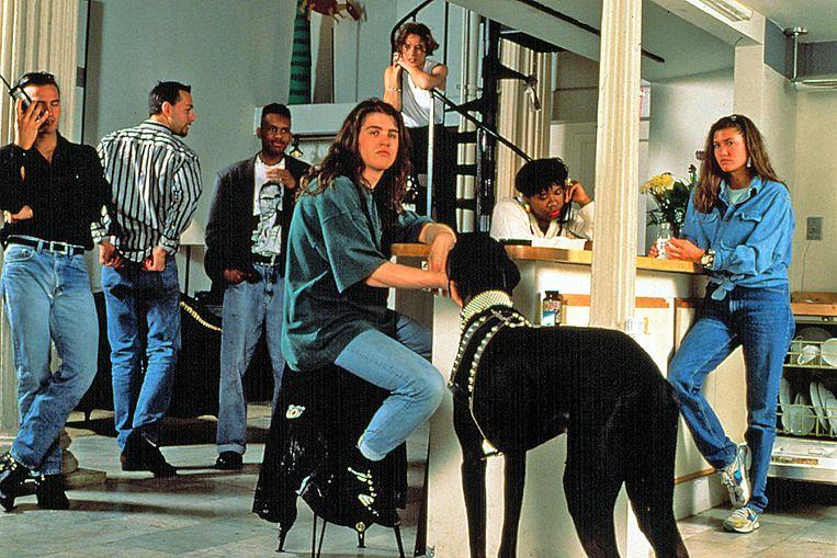 De originele cast van 'The Real World' uit 1992 Beeld Courtesy Everett Collection