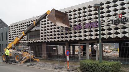 Gebouwen voormalige bowling Joyken in Pittem tegen de vlakte