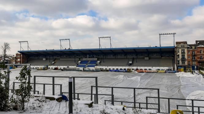 Duimen dat veld Union klaar geraakt voor bekerclash tegen Anderlecht