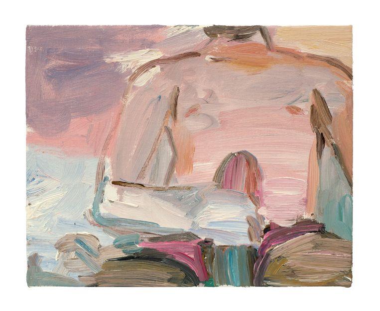 Werk van Celia Hempton. Beeld Celia Hempton