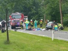 Vluchtende autodief botst op tegenligger, kind overleden