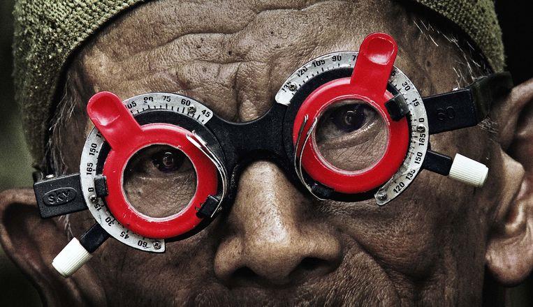 The Look of Silence concentreert zich op de slachtoffers van de genocide. Beeld IDFA