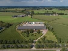 Megastal in Mariënheem van de baan na verkoop door 'varkensbaron' Straathof