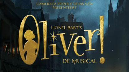 Camerata Productions plant familiemusical Oliver en gaat op zoek naar meer dan 50 acteurs, figuranten en dansers