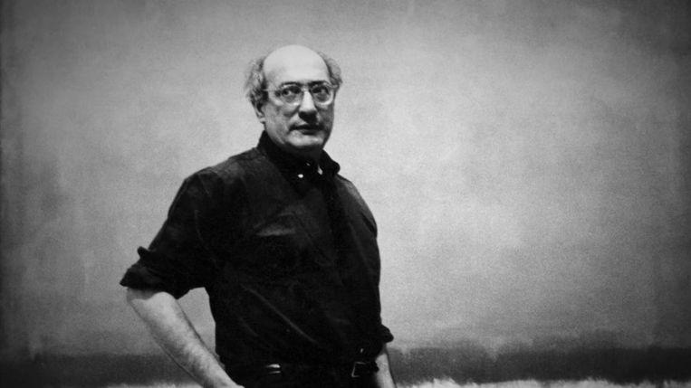 Mark Rothko in 'Rothko: Pictures Must Be Miraculous' Beeld TMDb