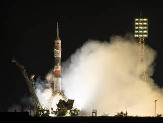 Nieuwe bemanningsleden beginnen aan ISS-missie