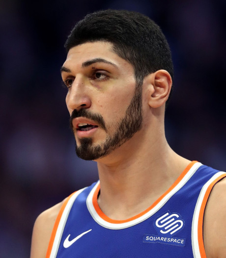 Turkije vraagt om uitlevering van NBA-ster Kanter