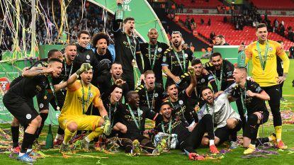 Zijn vierde League Cup is geen prijs in schoonheid voor  De Bruyne, Aly Samatta nu helemaal held in Tanzania