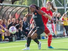 PSV Vrouwen koploper na zege op FC Twente