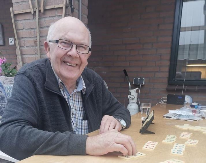 Jo van de Ven was meer dan 45 lid van EVVC.