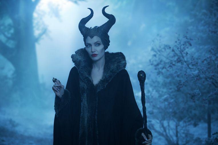 Angelina Jolie in 'Maleficent' Beeld rv