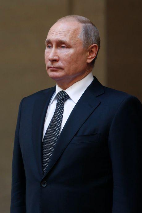 Vladimir Poutine prêt à poursuivre le dialogue si Washington l'est aussi