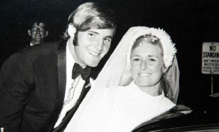 Chris Dawson en zijn verdwenen vrouw Lynnette Simms.