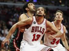 Joakim Noah élu meilleur défenseur en NBA