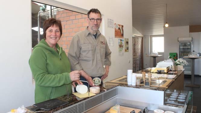 Geitenkaas 't Eikenhof erkend als streekproduct