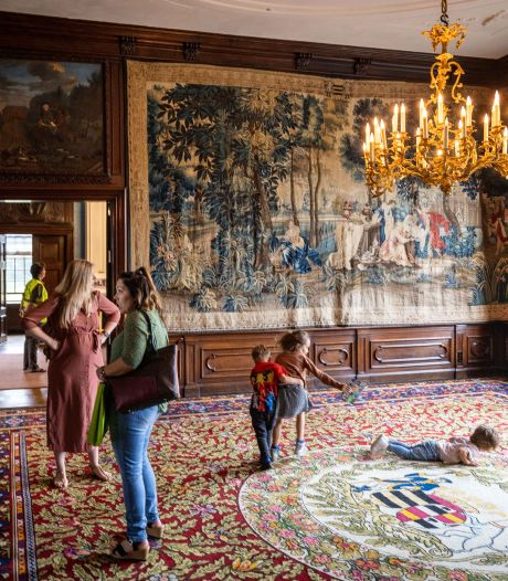 Kasteel Eerde doet aan klantenbinding op Open Monumentendag: 'Tijdsloten in mum van tijd volgeboekt'